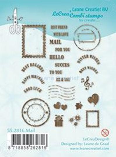 Afbeelding van Combi stamp Mail