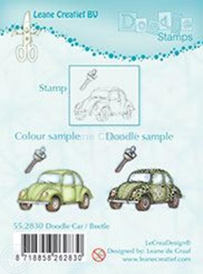 Bild von Doodle Car/Beetle