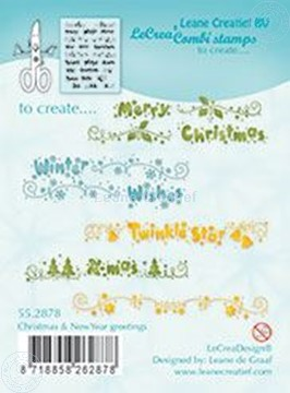 Picture of Christmas & New Year Greetings