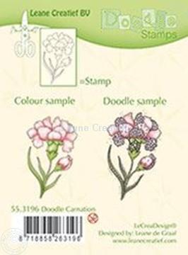 Afbeeldingen van Doodle Carnation
