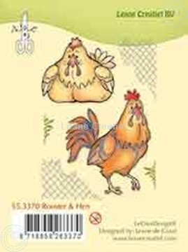 Image de Rooster & hen