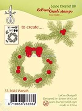 Image de Combi stamp Wreath