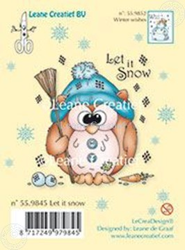 Afbeeldingen van Let it snow