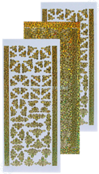 Picture of Stickers diamond gold