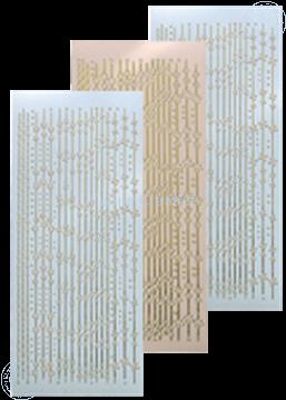 Image de Sticker de lignes skin