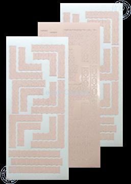 Picture of LeCreaDesign® Lace corner sticker skin