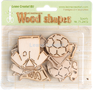 Picture of Woodshapes Sports