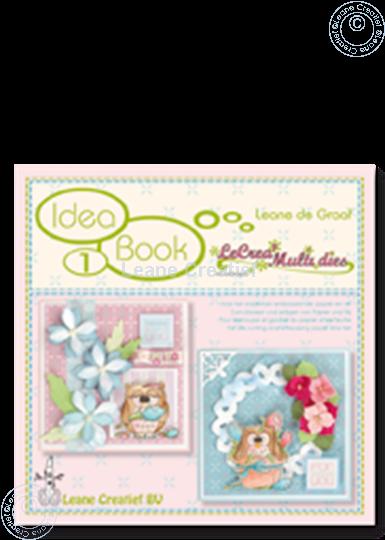 Afbeelding van Idea Book 1: Multi dies