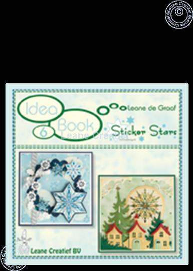 Bild von Idea Book 6: Sticker Stars