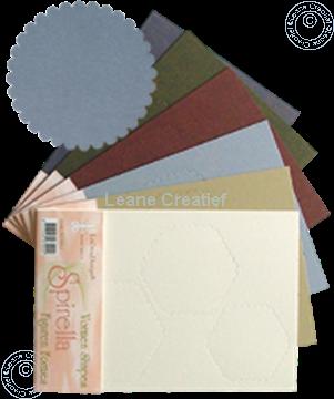 Bild von LeCreaDesign® Spirella® Variationen silber