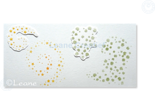 Afbeelding van Decorations 2: Stars&Dots
