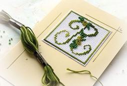 Afbeelding voor categorie Kruissteek borduren