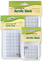 Image de la catégorie Acrylic block