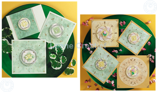 Picture of Paperlacing around Spirella®