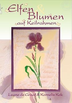 Bild von Elfen & Blumen auf Keilrahmen ( Deutsch)