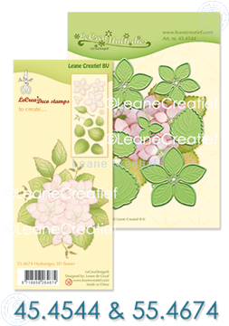 Picture of Lea'bilitie Multi die Flower 011 Hydrangea