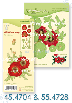 Image de Set Multi Die & Clearstamp Poppy