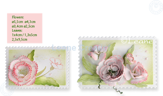 Picture of Multi die & Clearstamp Carnation