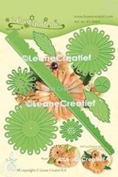Picture of  Multi die Flower 018 Chrysanthemum cut and embossing die