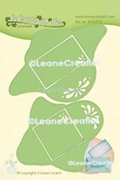Picture of Lea'bilitie® Envelopes small 2. cut and embossing die