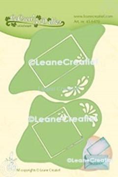 Afbeeldingen van Lea'bilitie® Envelopjes  2.  snij en embossing mal