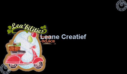 Image sur Lea'bilitie® Scooter matrice pour découper & gaufrage