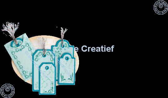 Image sur LeCreaDesign® combi clear stamp décorations rectangles