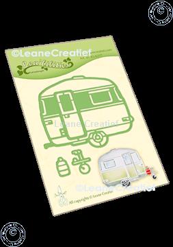 Bild von Lea'bilitie® Caravan Präge- und Schneideschablone