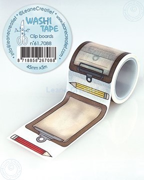 Bild von Washi tape Clip boards, 45mm x 5m.