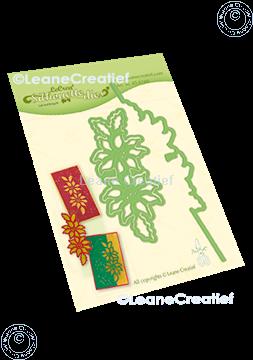 Image de Lea'bilitie® Poinsettia matrice pour découper