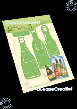 Bild von Lea'bilitie® Flaschen Präge- und Schneideschablone