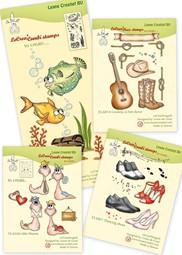 Afbeelding voor categorie Clear stamps
