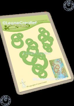 Afbeeldingen van Lea'bilitie® Cirkel ornamenten snijmal