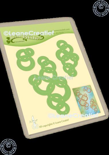 Picture of Lea'bilitie® Circle ornaments cutting die