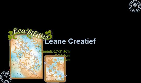 Picture of Lea'bilitie® Star ornaments cutting die