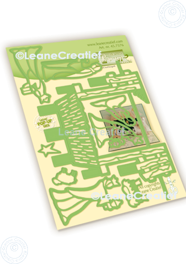 Picture of Lea'bilitie® Nativity scene Pop-Up cut and embossing die