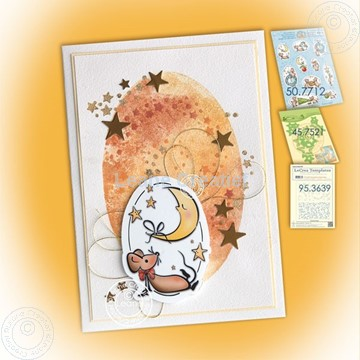Picture of mice Decoration sheet